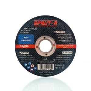 Круг зачистной  Sprut 125x6,0x22mm