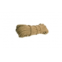 Канат(веревка) джутовая (50м) 6мм