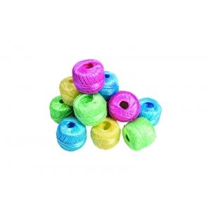 Шпагат ВКТ подвязочный цветной клубок 85гр